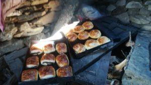 bakery Annapurna circuit
