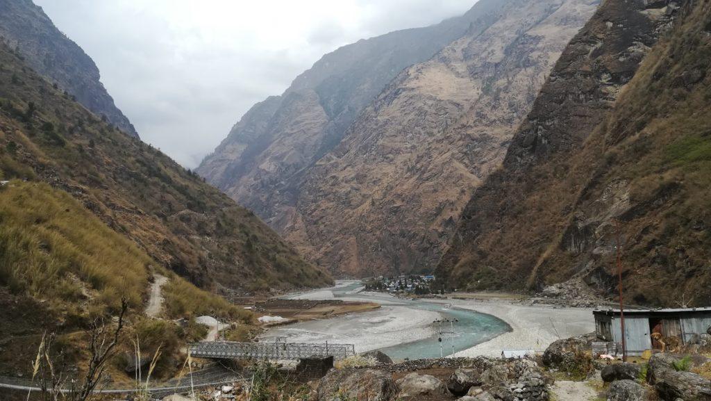 Tal Annapurna circuit trek